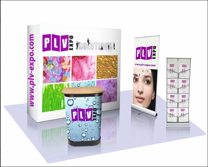 PLV - Publicié sur lieu de vente